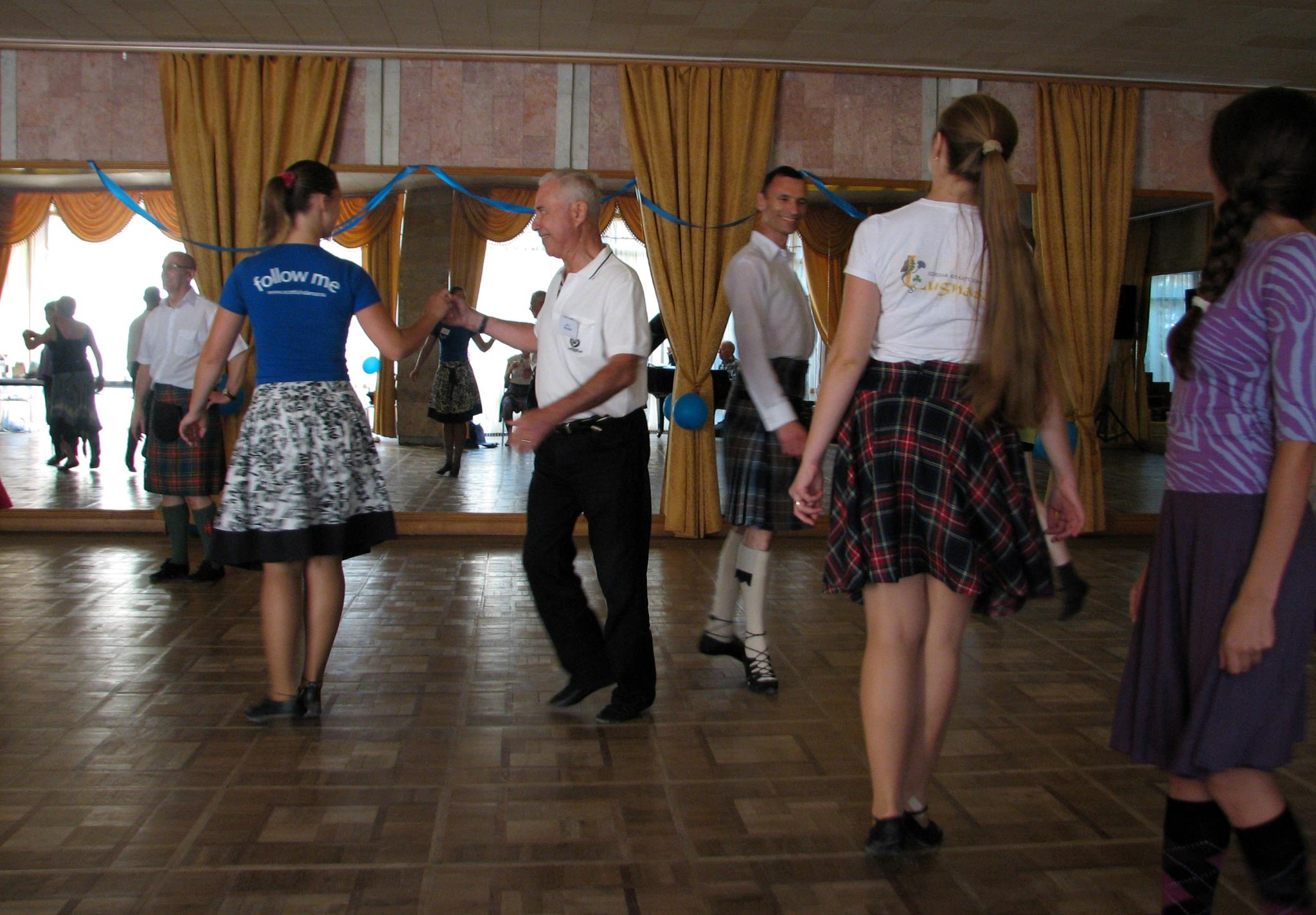Courses, dance schools in Sumy region: a selection of sites
