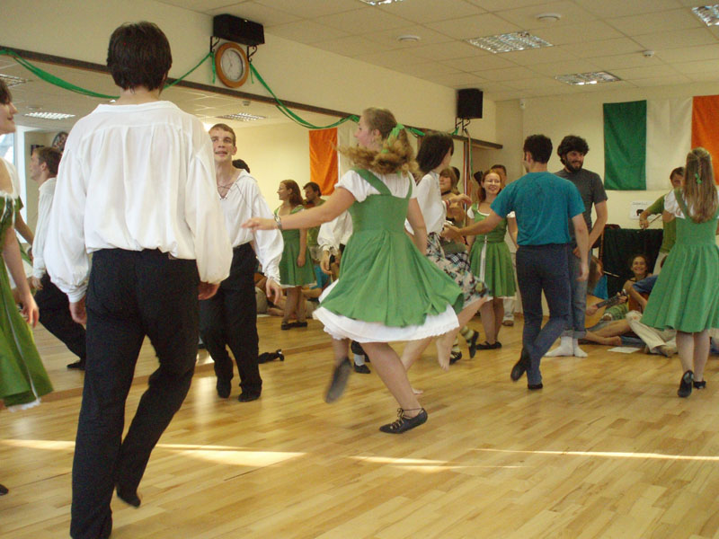Irish Party at BailaMe