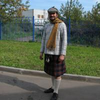 Nearly Scottish outfit